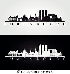 iránypont, luxemburg, égvonal árnyalak