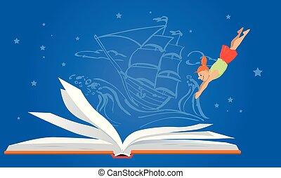 irodalom, gyerekek