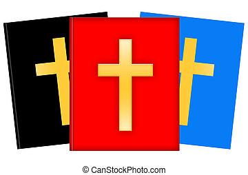 irodalom, keresztény