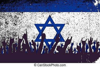 israel lobogó, kihallgatás