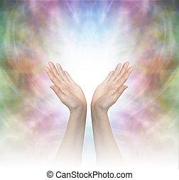 isteni, gyógyulás, energia
