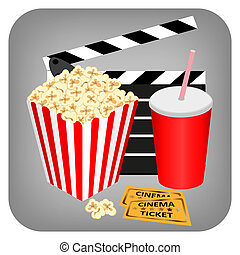 ital, pattogatott kukorica, jelöltnévsor, -, mozi
