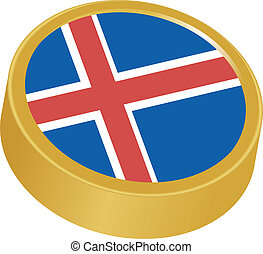 izland, gombol, befest, 3