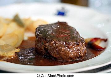 izomzat steak