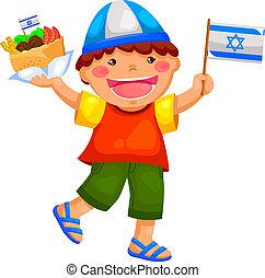 izraeli, kölyök