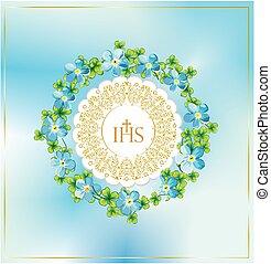jámbor, először, lelki közösség