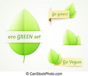jár, eco, elnevezés, állhatatos, zöld