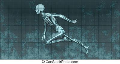 játékkockák, fürkész, röntgenográfia