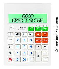 jó, hitel, számológép, bemetsz