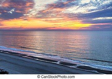 jó reggelt, mirtusz, tengerpart