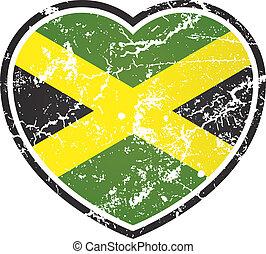 jamaican lobogó, grunge