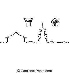 japán, vallás