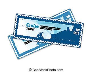 jelöltnévsor, hajó cruise