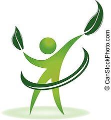 jel, egészség, természet