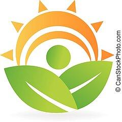 jel, energia, egészség, őt lap, természet