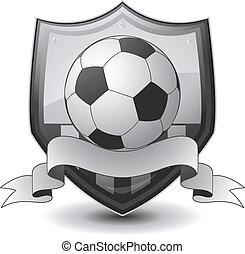 jel, futball, embléma