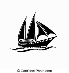 jel, hajó, termelés