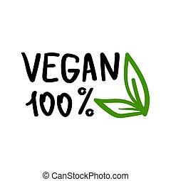 jel, ikon, vegan