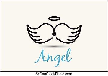 jel, jelkép, angyal