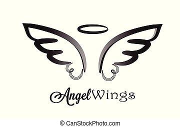 jel, kasfogó, angyal