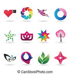jel, kortárs, gyűjtés, ikon