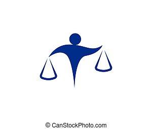 jelkép, ügyvéd, emberek, jel, ügy