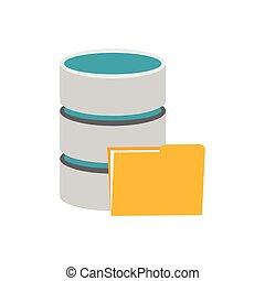 jelkép, adatbázis, storage.