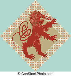 jelkép, címertani, középkori