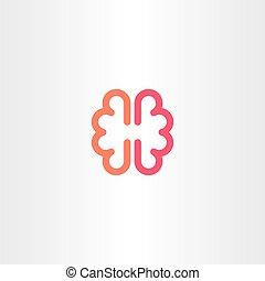 jelkép, elem, agyonüt, vektor, tervezés, ikon