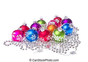 jelkép, herék, karácsony, hópehely
