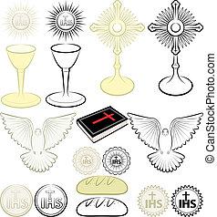 jelkép, kereszténység