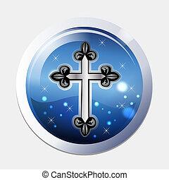 jelkép, kereszt, ikon