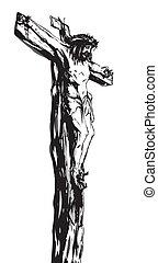 jesus christ, kereszt
