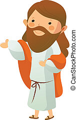jesus christ, szegély kilátás