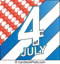 july 4, amerikai