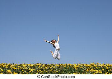 jump!, boldog