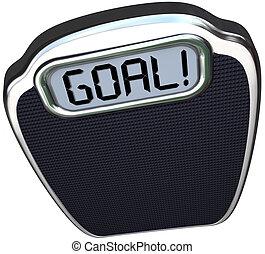 kár, mérleg, szó, gól, súly, könnyűsúly, céltábla