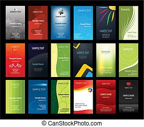 kártya, állhatatos, ügy, verical