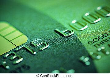 kártya, makro, hitel