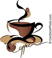 kávécserje, aláír