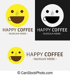 kávécserje, boldog