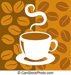 kávécserje időmérés