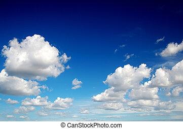 kék ég, elhomályosul, szeret, gyapot