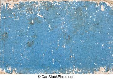 kék, életkor, kartonpapír, megjelöl