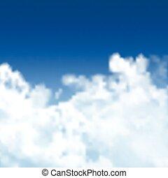 kék, 0307, ég, háttér