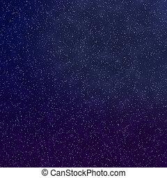 kék, bíbor, twlight, csillaggal díszít
