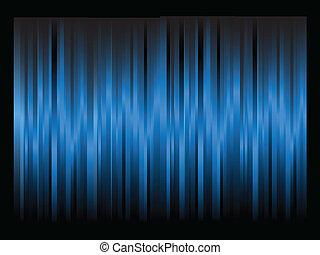 kék, elektromos