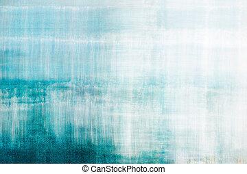 kék, elvont, háttér, textured