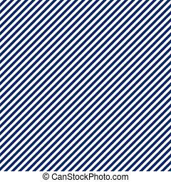 kék, fehér, &, vonal, seamless