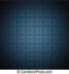 kék, grunge, háttér